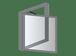 Sidehængte vinduer