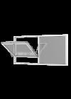 Rationel AURA BASIC Topvende m. fast felt