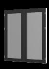 Terrassedør 2-fløjet-Modern-Basic-Aluclad
