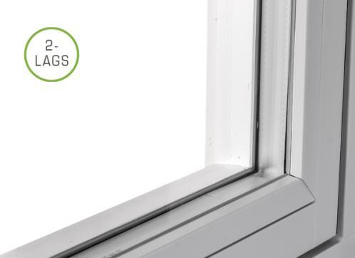 Klassiske vinduer med serierne FORMA og FORMAPLUS - Rationel