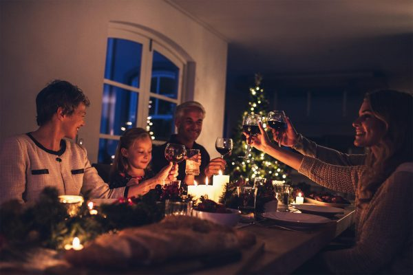 Familiehygge i julen