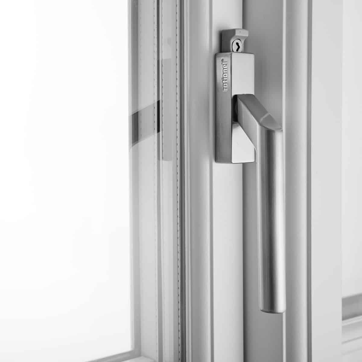 Fremragende Dørgreb og vinduesgreb: Greb til vinduer & udendørs døre | Rationel EZ95