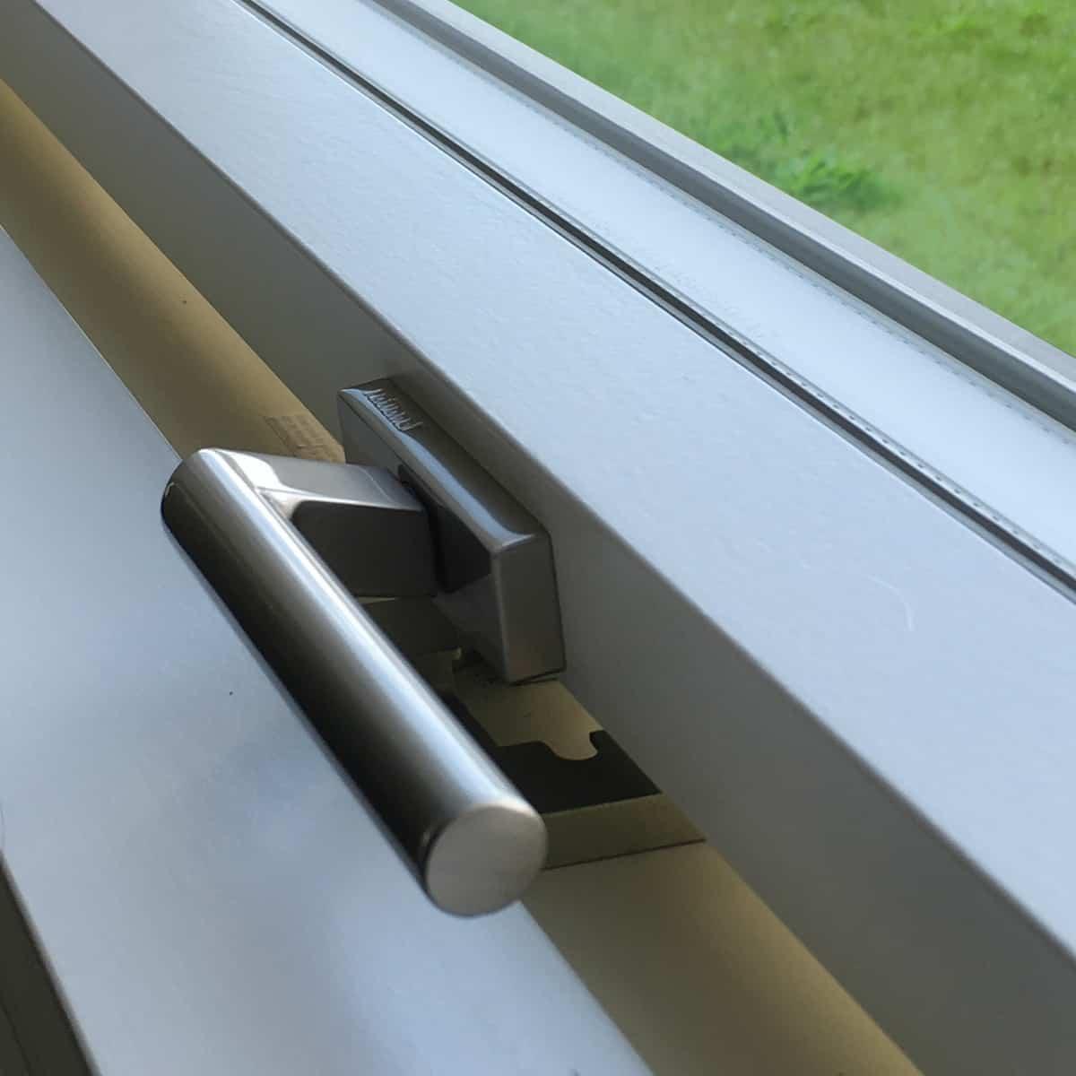 Superbly Dørgreb og vinduesgreb: Greb til vinduer & udendørs døre | Rationel YP65