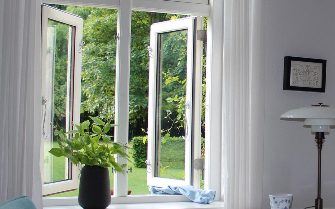 Forårsrengøring får vinduerne til at leve længere