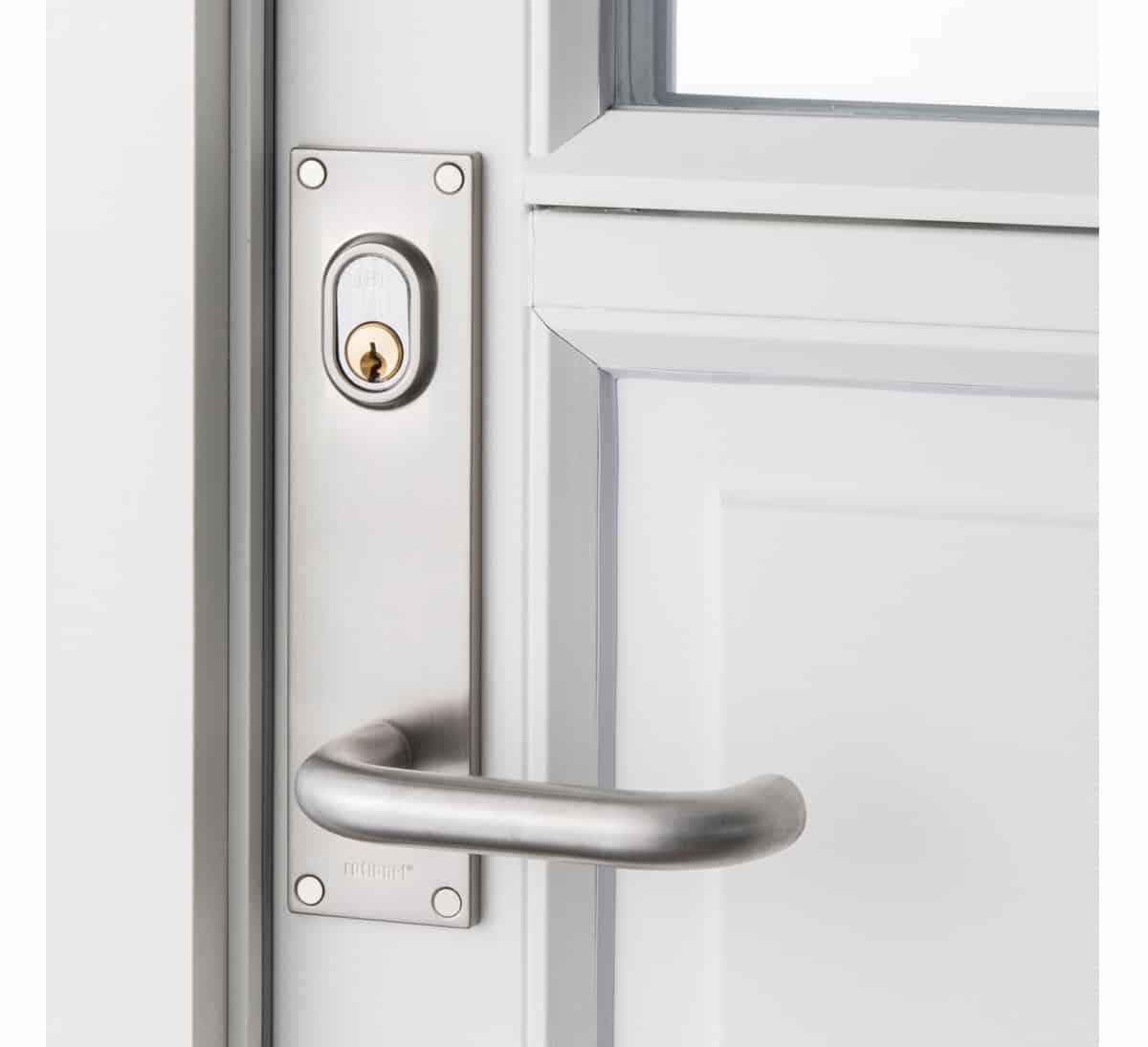 Alvorlig Dørgreb og vinduesgreb: Greb til vinduer & udendørs døre | Rationel GN71