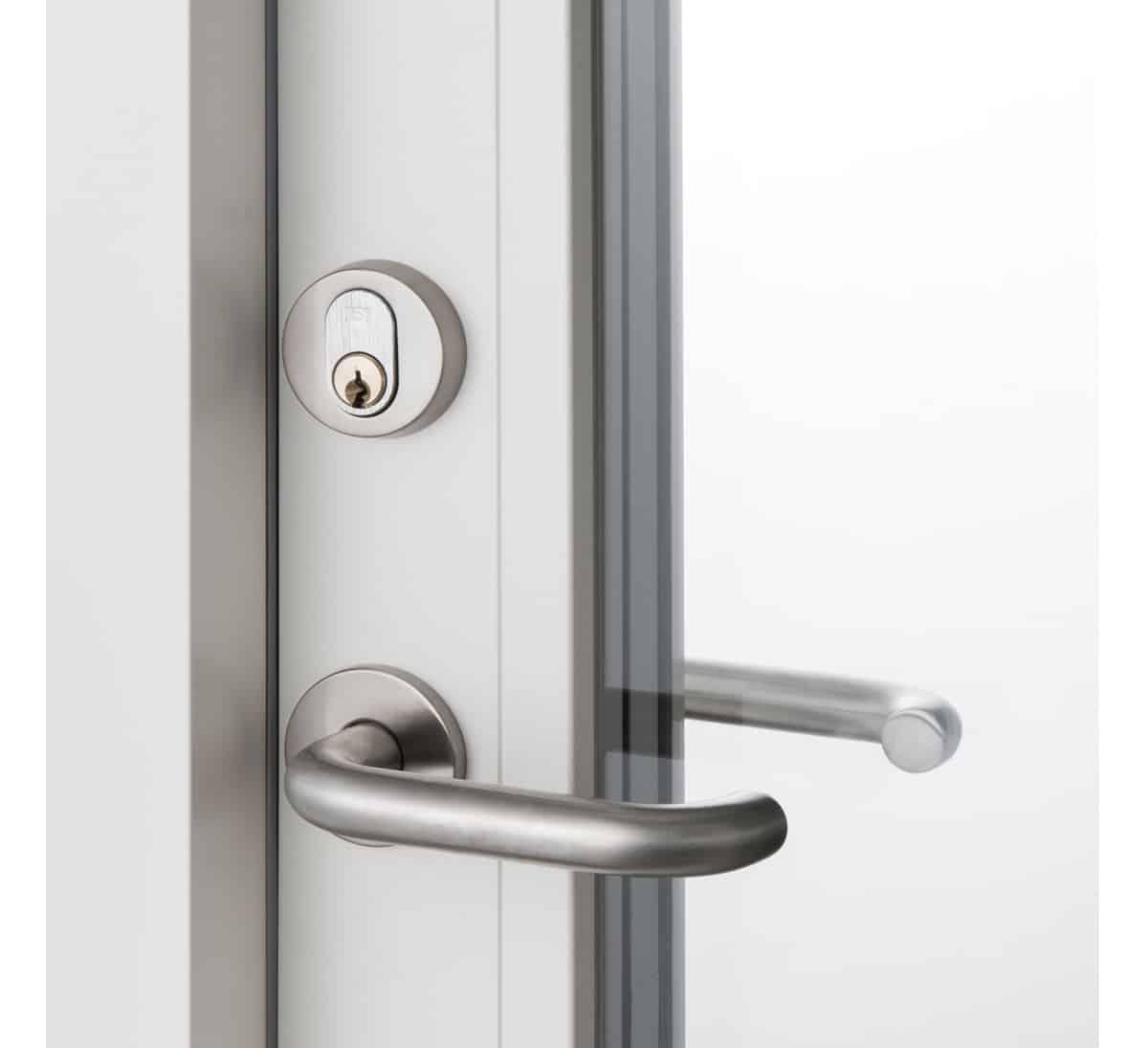 Forskellige Dørgreb og vinduesgreb: Greb til vinduer & udendørs døre | Rationel NP49