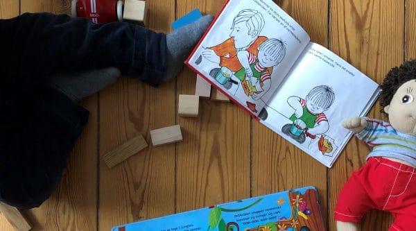 Legetøjet afgasser i børneværelset