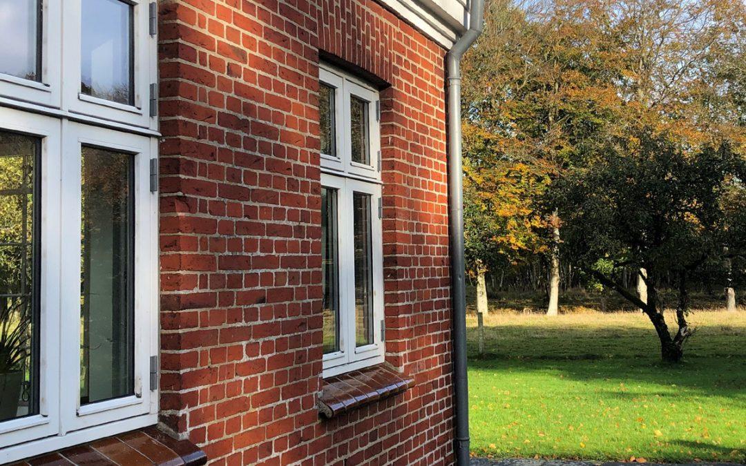 Giv dine vinduer et grundigt efterårstjek