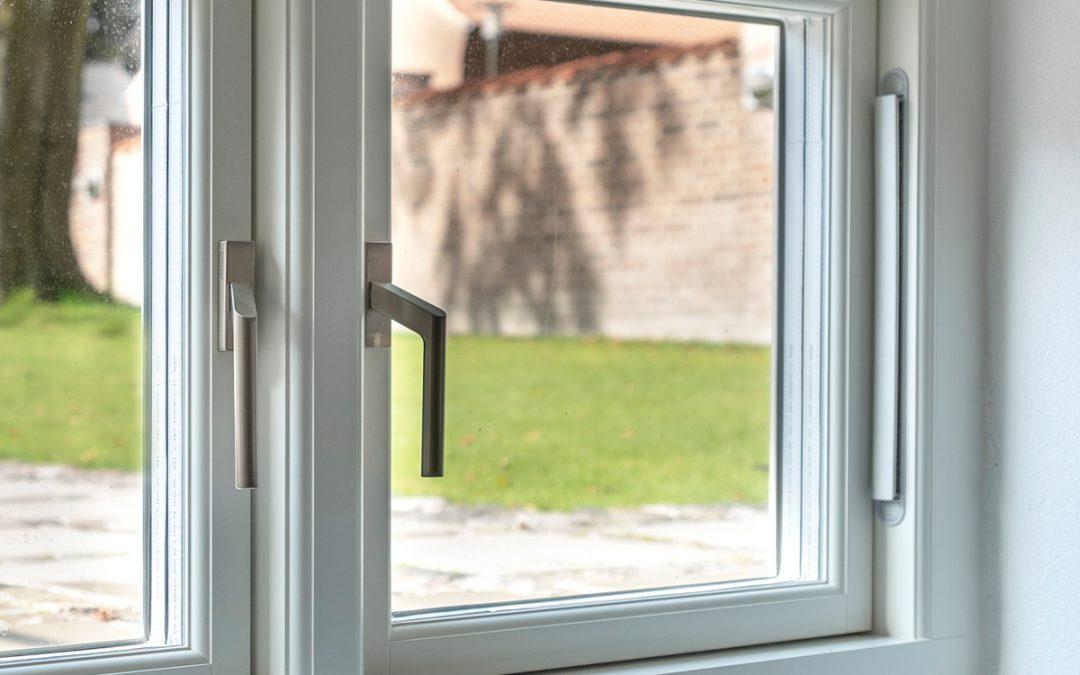 Sådan får du vinduerne  til at lufte ud for dig